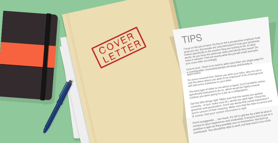 Important Tips To Write An Effective Cover Letter